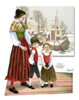 p-1657-Hallingdal_Mother_and_Children_winter.jpg