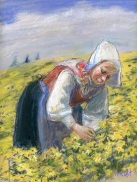 p-2708-_Girl-Picking-Flowers-6x8--copy-2.jpg
